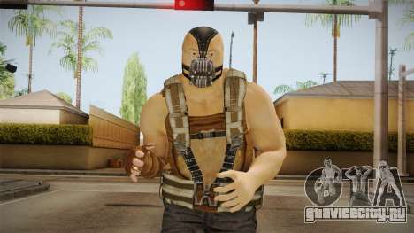 The Dark Knight Rises - Bane для GTA San Andreas