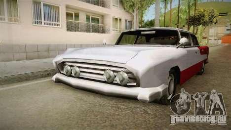 Refreshed Oceanic для GTA San Andreas