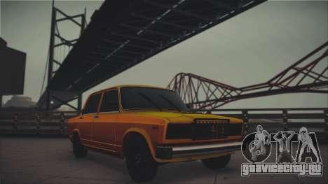 ВАЗ 2105 Пятачок 1.0 для GTA San Andreas