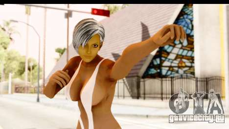 DoA Lisa Hamilton White для GTA San Andreas