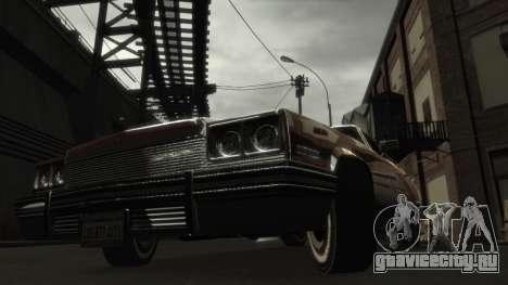 ENB Config by avydrado для GTA 4 пятый скриншот