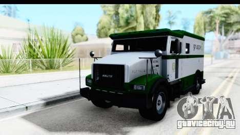 GTA 5 Stockade v1 для GTA San Andreas