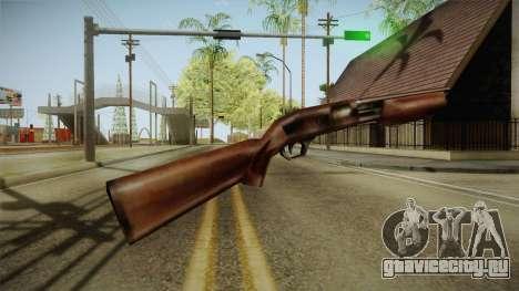 Silent Hill 2 - Shotgun для GTA San Andreas второй скриншот