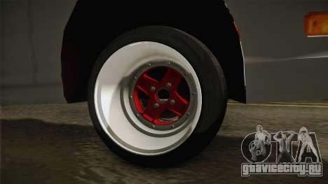 Honda Integra Type R для GTA San Andreas вид сзади