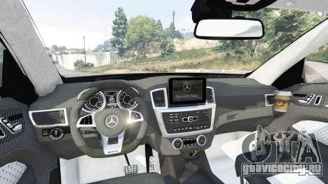 Mercedes-Benz GLE 450 AMG 4MATIC (C292) [add-on] для GTA 5