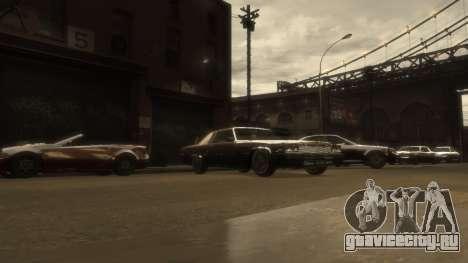 ENB Config by avydrado для GTA 4 восьмой скриншот