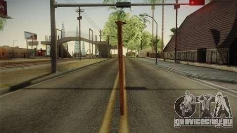 Silent Hill 2 - Weapon 3 для GTA San Andreas второй скриншот