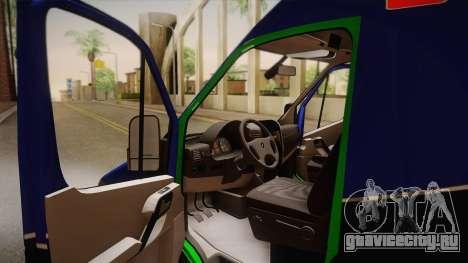 Mercedes-Benz Sprinter 2012 Midwest Ambulance для GTA San Andreas вид справа