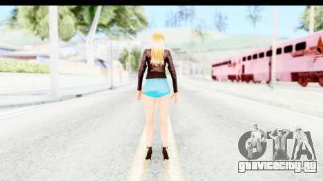 Sarah Hyland для GTA San Andreas третий скриншот