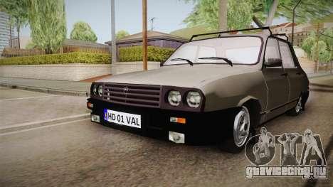 Dacia 1310 TX 1986 для GTA San Andreas вид справа