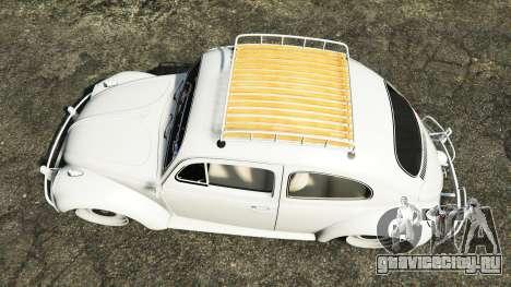 Volkswagen Fusca 1968 v1.0 [add-on] для GTA 5