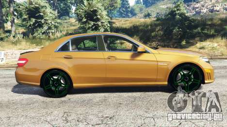 Mercedes-Benz E63 (W212) AMG 2010 [add-on] для GTA 5