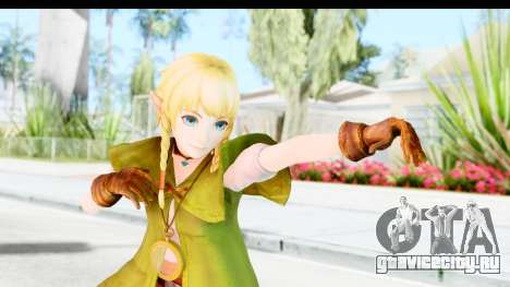 Hyrule Warriors - Linkle для GTA San Andreas