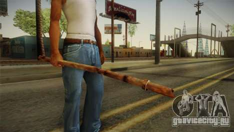 Silent Hill 2 - Weapon 1 для GTA San Andreas