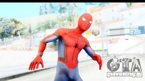 Marvel Heroes - Spider-Man Civil War для GTA San Andreas