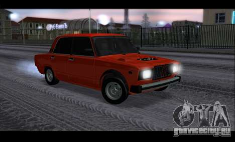 ВАЗ 2105 Пятачок v3 для GTA San Andreas