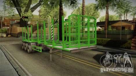 МАЗ 99864 Trailer v2 для GTA San Andreas