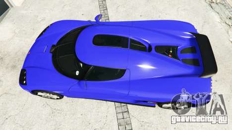 Koenigsegg CCX 2006 [Autovista] v2.0 [add-on] для GTA 5