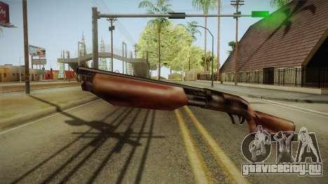 Silent Hill 2 - Shotgun для GTA San Andreas