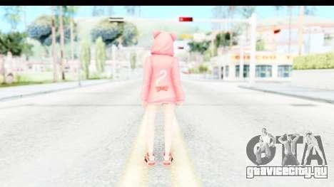 Marie Rose Newcomer для GTA San Andreas