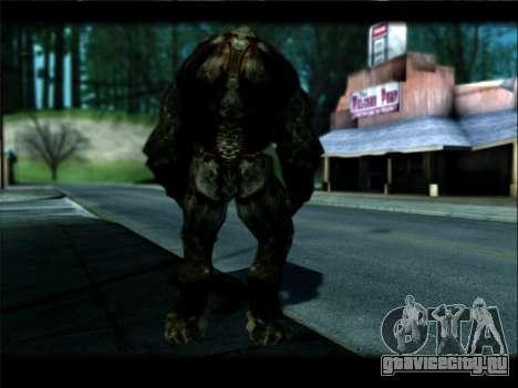 DOOM 3 - Hunter Invulnerability для GTA San Andreas пятый скриншот