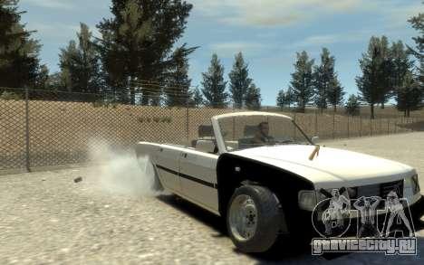 ГАЗ 310221 Живая Баржа (Paul Black prod.) для GTA 4