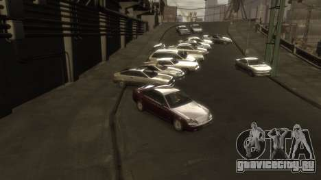 ENB Config by avydrado для GTA 4 шестой скриншот