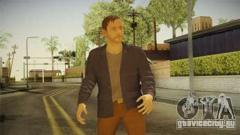 Quantum Break - William Joyce (Dominic Monaghan) для GTA San Andreas