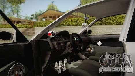 Honda Civic Coupe DX 1995 для GTA San Andreas вид справа