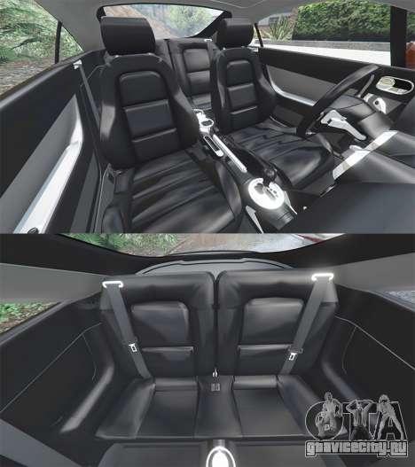 Audi TT (8N) 2004 [add-on] для GTA 5 вид спереди справа