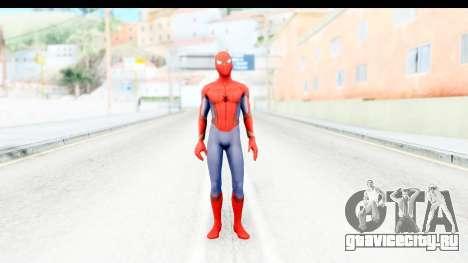 Marvel Heroes - Spider-Man Civil War для GTA San Andreas второй скриншот