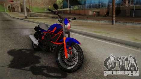 GTA 5 Pegassi Esskey PJ5 для GTA San Andreas