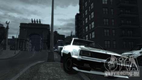ENB Config by avydrado для GTA 4 третий скриншот