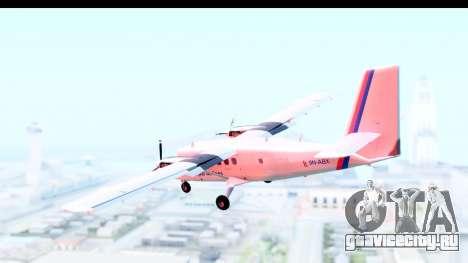 DHC-6-400 Nepal Airlines для GTA San Andreas вид слева