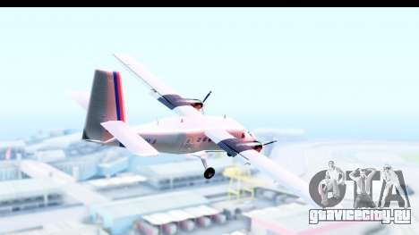 DHC-6-400 Nepal Airlines для GTA San Andreas вид справа