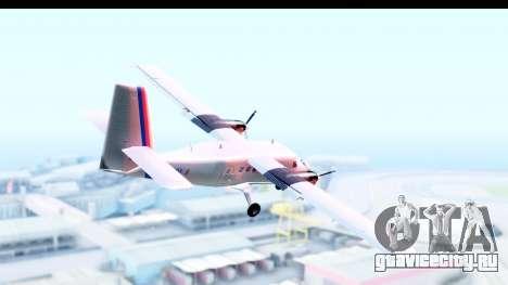 DHC-6-400 Nepal Airlines для GTA San Andreas вид справа