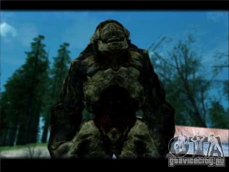 DOOM 3 - Hunter Invulnerability для GTA San Andreas второй скриншот