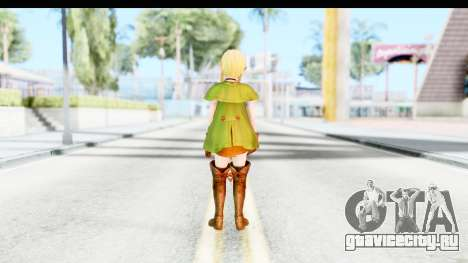 Hyrule Warriors - Linkle для GTA San Andreas третий скриншот