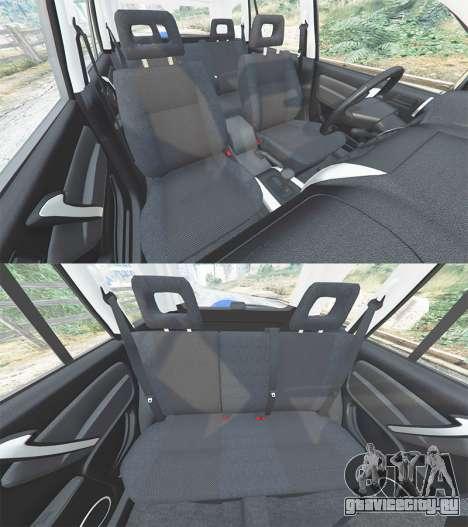 Toyota RAV4 (XA20) [replace] для GTA 5 руль и приборная панель