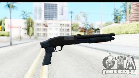 Tactical Mossberg 590A1 Black v3 для GTA San Andreas второй скриншот
