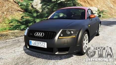 Audi TT (8N) 2004 [add-on] для GTA 5