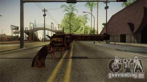 Silent Hill 2 - Pistol 2 для GTA San Andreas второй скриншот