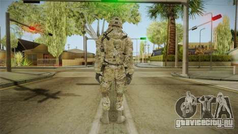Multicam US Army 1 v2 для GTA San Andreas