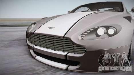 NFS: Carbon TFKs Aston Martin Vantage для GTA San Andreas вид справа