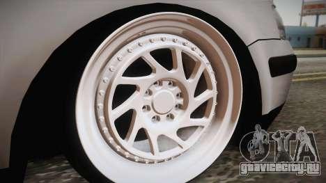 Volkswagen Passat 2.0 TDI для GTA San Andreas вид справа