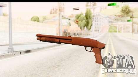 Tactical Mossberg 590A1 Black v1 для GTA San Andreas второй скриншот