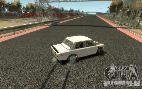 ВАЗ 2101 Боевая Классика (Paul Black prod.) для GTA 4 вид сзади