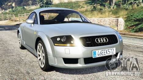 Audi TT (8N) 2004 [replace] для GTA 5
