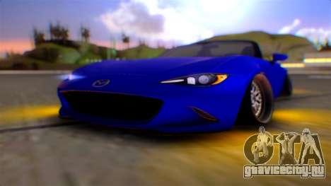 Axygen ENB для GTA San Andreas второй скриншот