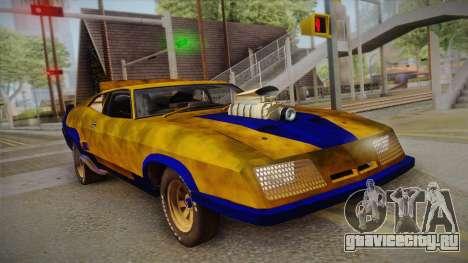 Ford Falcon 1973 Mad Max: Fury Road для GTA San Andreas